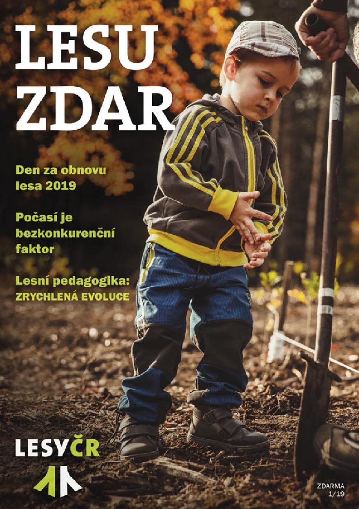 Lesu zdar 1/2019