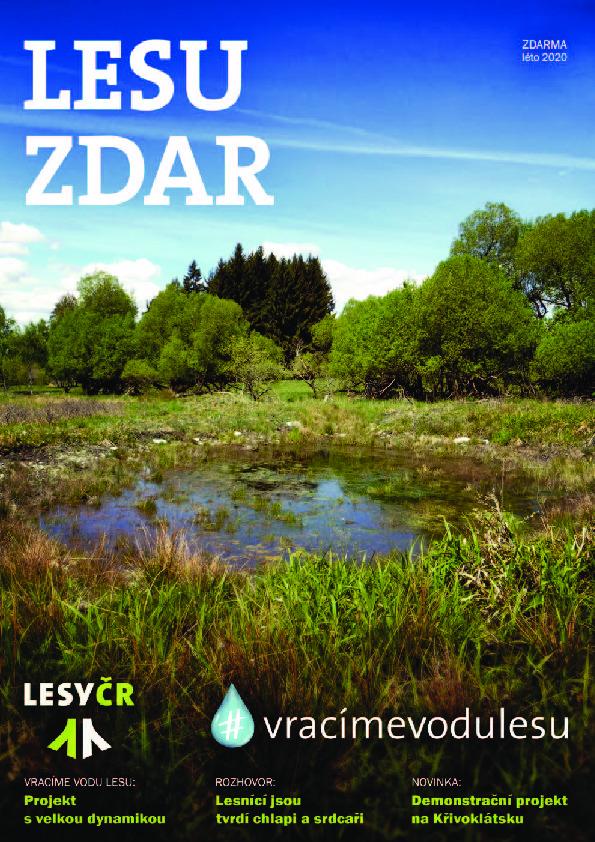 Lesu zdar 2/2020