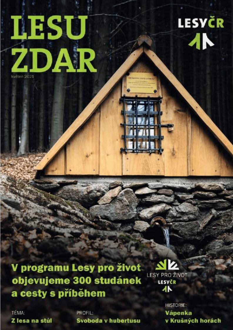 Lesu zdar 1/2021
